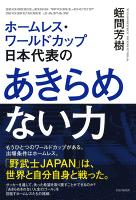 ホームレス・ワールドカップ日本代表の あきらめない力