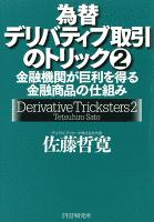 為替デリバティブ取引のトリック 2