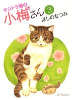 キジトラ猫の小梅さん(3)