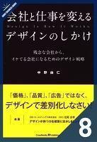 会社と仕事を変えるデザインのしかけ[8/12] 社員のモチベーションを上げる  社章
