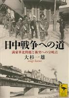日中戦争への道 満蒙華北問題と衝突への分岐点