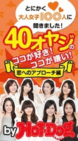 バイホットドッグプレス 女子100人に聞きました!恋のアプローチ編 2014年 7/18号