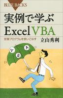 実例で学ぶExcel VBA 定番プログラムを使いこなす