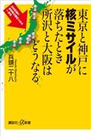 『東京と神戸に核ミサイルが落ちたとき所沢と大阪はどうなる』の電子書籍