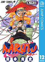 NARUTO―ナルト― モノクロ版 12