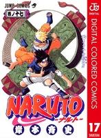 NARUTO―ナルト― カラー版 17