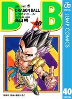 DRAGON BALL モノクロ版 40