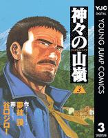 神々の山嶺 【コミック】 3