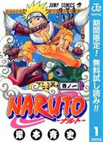 NARUTO―ナルト― モノクロ版【期間限定無料】 1