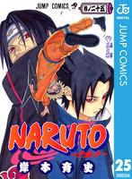 NARUTO―ナルト― モノクロ版 25