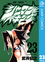 シャーマンキング 23