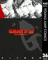 GANTZ 36