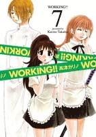 WORKING!! 7巻