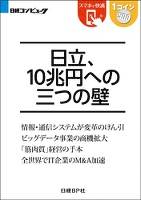 日立、10兆円への三つの壁(日経BP Next ICT選書)