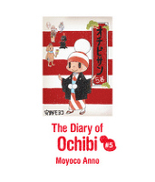 The Diary of Ochibi-san (オチビサンEnglish ver.) vol.5