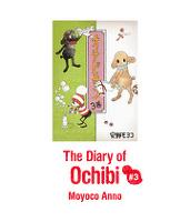The Diary of Ochibi-san (オチビサンEnglish ver.) vol.3