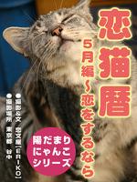 恋猫暦~5月編 恋をするなら