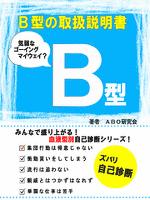 B型の取扱説明書