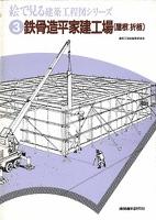 鉄骨造平屋建工場(屋根:折板)
