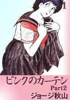 ピンクのカーテン2 (1)