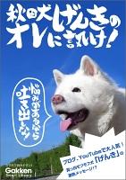 【期間限定価格】秋田犬げんきのオレに訊け!