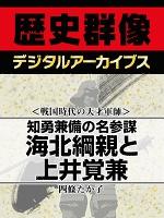 <戦国時代の天才軍師>知勇兼備の名参謀 海北綱親と上井覚兼