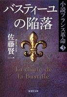 【期間限定価格】バスティーユの陥落 小説フランス革命 3
