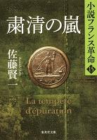 粛清の嵐 小説フランス革命15