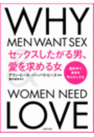 セックスしたがる男、愛を求める女