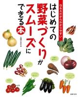 はじめての野菜づくりがスムーズにできる本