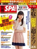 別冊SPA! 30~40代年収の限界を超えろ!読本