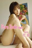 エロティックグラビア写真集 花菜-Pure Smile Vol.1-【美女】