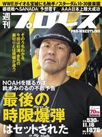 週刊プロレス 2016年 11/16号 No.1876