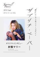 サブリナ・ペーパー 2012.12 vol.006