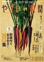 NHK 趣味の園芸 やさいの時間  2018年1月号