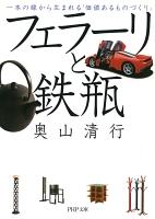 フェラーリと鉄瓶