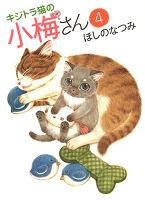 キジトラ猫の小梅さん(4)
