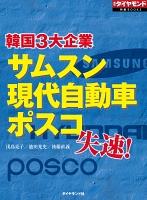 サムスン、現代自動車、ポスコ 韓国3大企業失速!