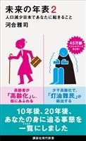 『未来の年表2 人口減少日本であなたに起きること』の電子書籍