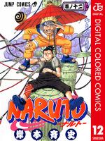NARUTO―ナルト― カラー版 12