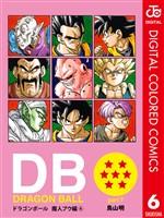 DRAGON BALL カラー版 魔人ブウ編 6