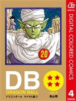 DRAGON BALL カラー版 サイヤ人編 4
