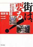 街は、要る! : 中心市街地活性化とは何か