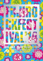 FUJI ROCK FESTIVAL'14 オフィシャル・パンフレット