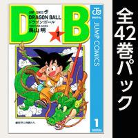 DRAGON BALL モノクロ版【全42巻パック】