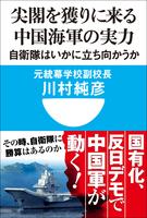 『尖閣を獲りに来る中国海軍の実力 自衛隊はいかに立ち向かうか(小学館101新書)』の電子書籍