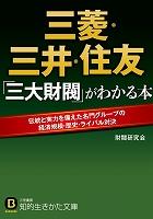 三菱・三井・住友 「三大財閥」がわかる本