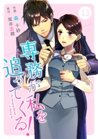 comic Berry's専務が私を追ってくる!(分冊版)13話