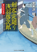 剣客定廻り 浅羽啓次郎  奉行の宝刀