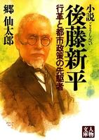 小説 後藤新平―行革と都市政策の先駆者